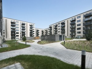 Danish bank rødovre center ledsage kort