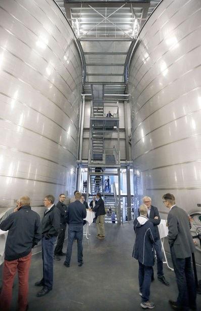 Truelsbjerg Vandværk-cylinder