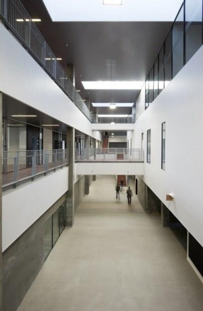 Institut for Byggeri og Anlæg, Aalborg Universitet - Atriet