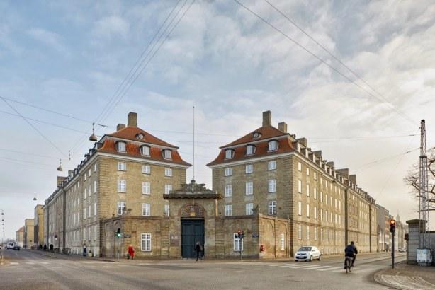 Kollegieboliger Sølvgade - Projektet