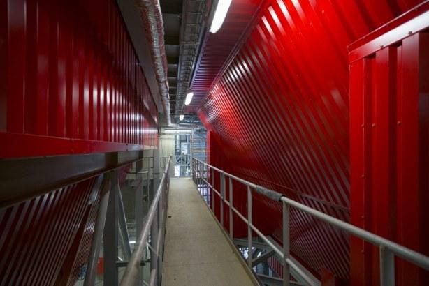 Kraftvarmeværk Lisbjerg - Kedlen