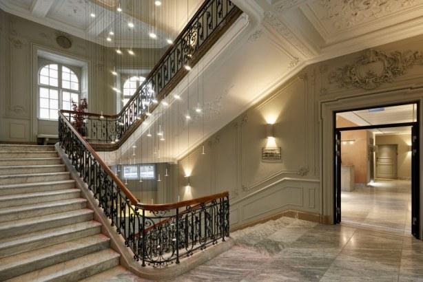 Nobis Hotel Copenhagen - trappe
