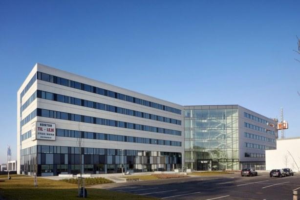 OfficePark Søborg - Byggeriet