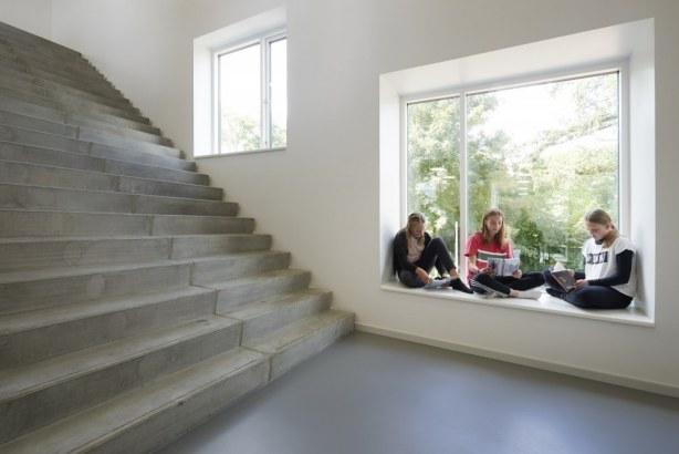 Sønderlandsskolen - transparans