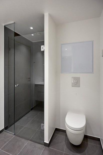 Terrassehaven - badeværelse
