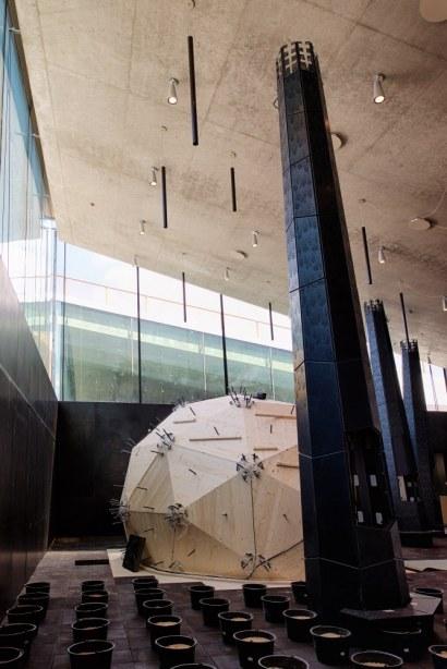 Tirpitz - betondæk