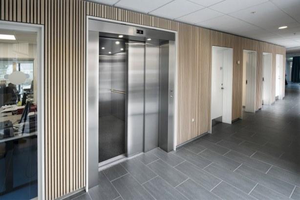Tysingehave - Elevatorerne