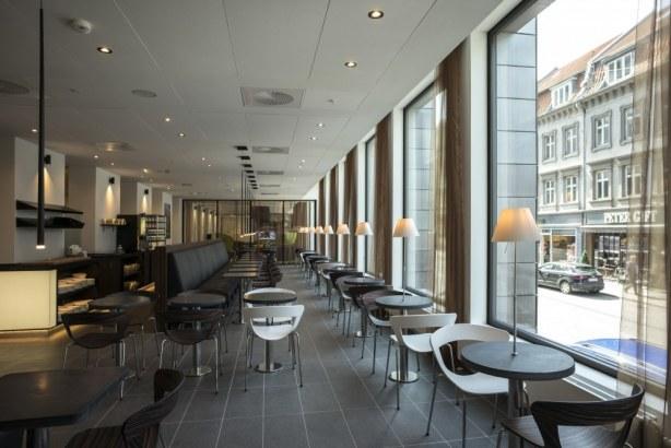 Wakeup Aarhus - restaurant