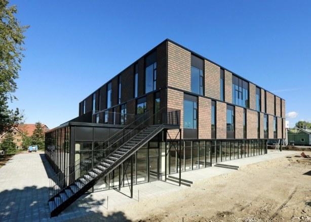 Erhvervsakademi Sjælland - facade