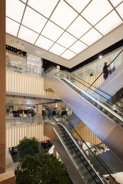 Friis Shoppingcenter - atrium