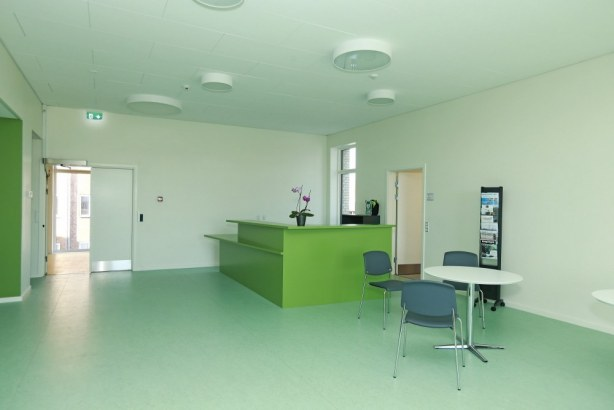 Køge Rehabiliteringscenter - reception
