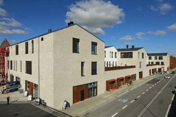 Køge Rehabiliteringscenter - butikker