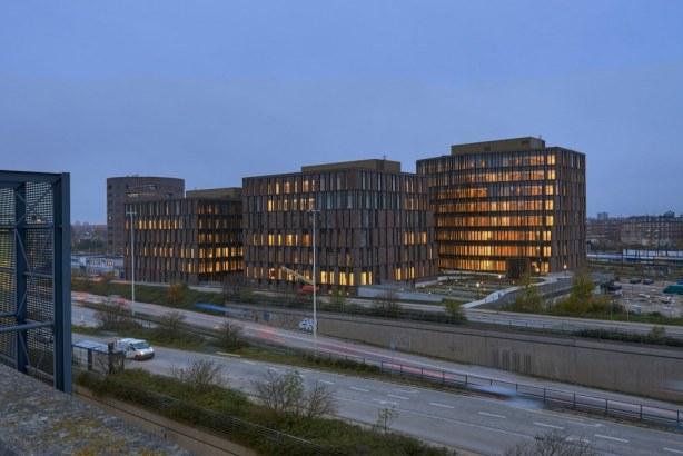 Nexus CPH - facade