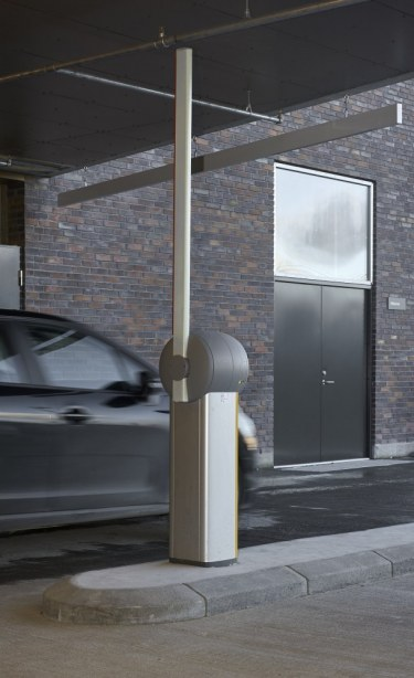Nexus CPH - parkering