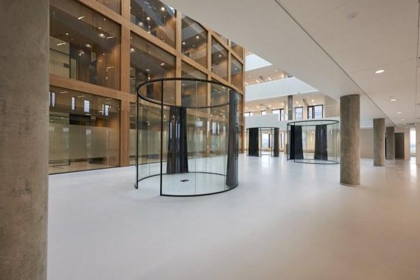 Nexus CPH - atrium