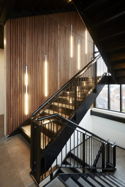 Salling Rooftop - trappetårnet