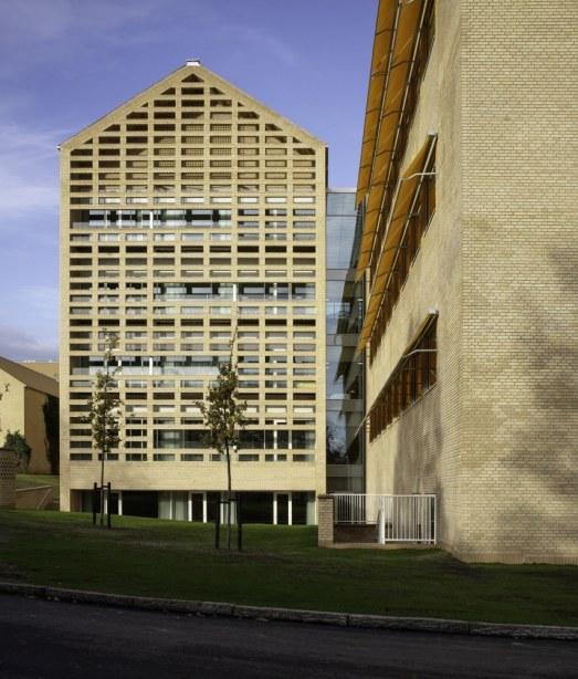 Skou-bygningen - facade
