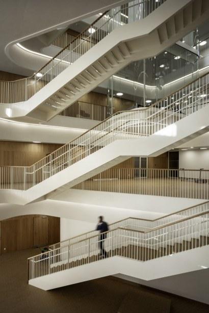 Skou-bygningen - atrium
