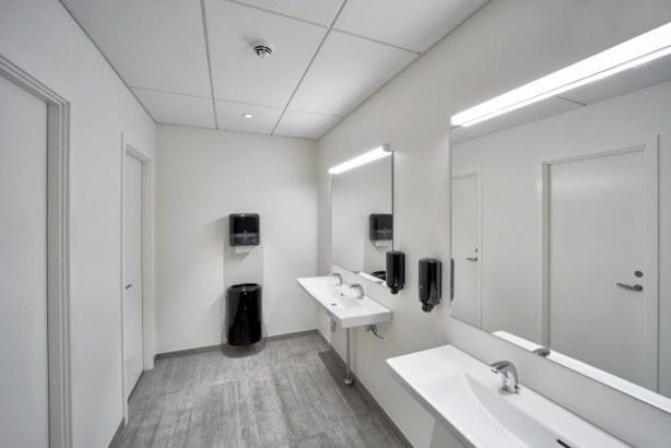 Sweco Domicil - badeværelse