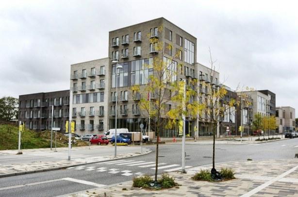 Aarhus Kollegiet – facade