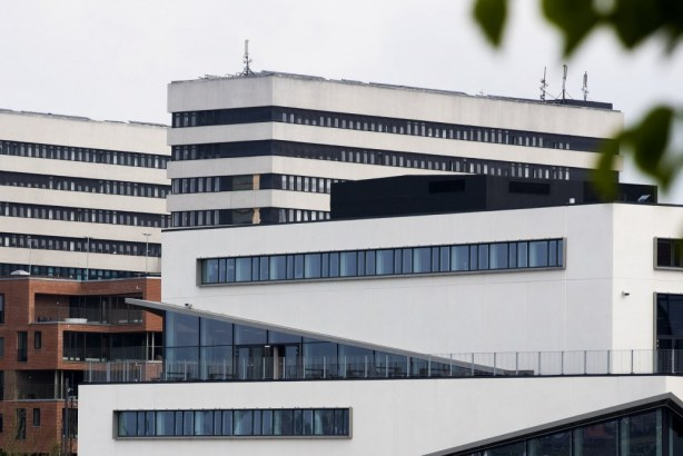 Dansk Gigthospital - facade