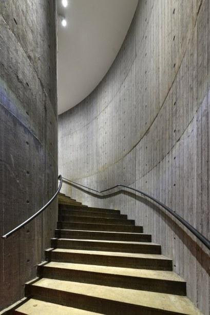 Museet for Danmarks Frihedskamp - betonkonstruktioner