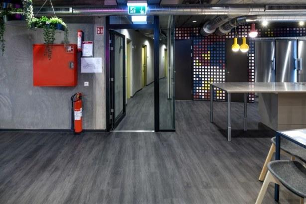 BaseCamp Lyngby - fælleskøkken