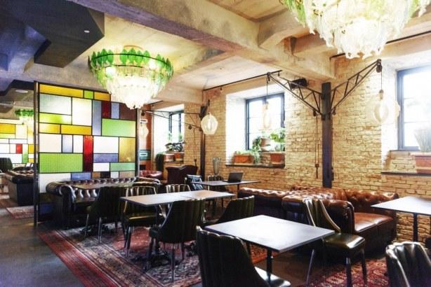 Bryggen Guldsmeden Hotel - restaurant