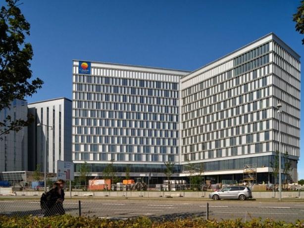 Comfort Hotel Copenhagen Airport - facader