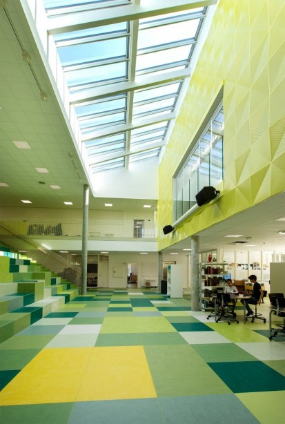 Dalby Skole og Gymnastikforening - fællesrum