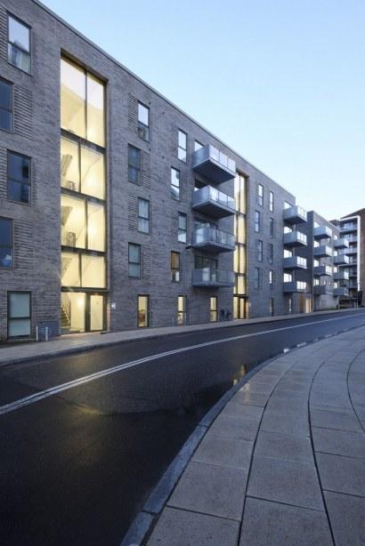 Karolinehaven - facade