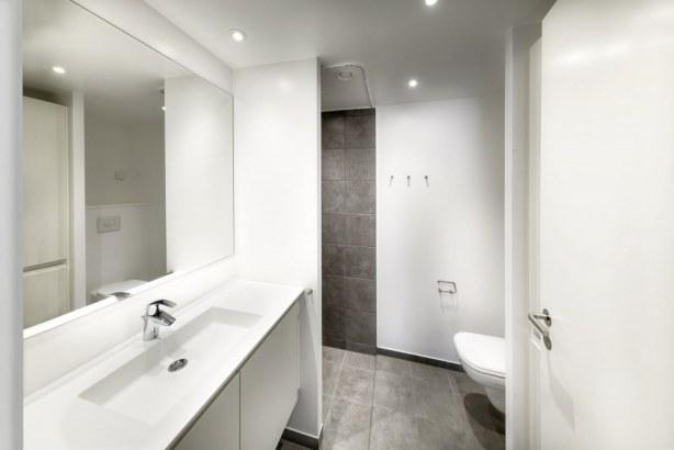 Nadinehus - badeværelse