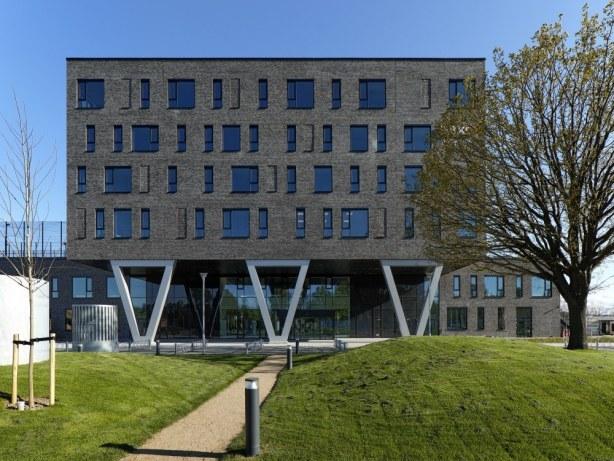 Next Vestskoven Gymnasium - facade