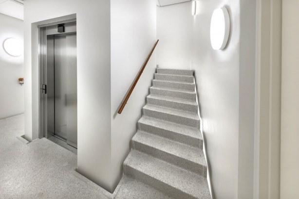 Ørestad Syd, Byggefelt 1.9 - trappe