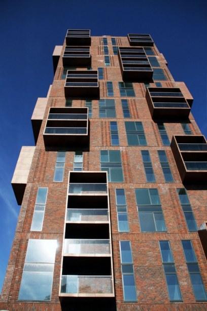 Papirtårnet - facade