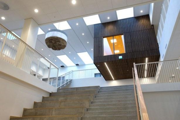 Politiskolen i Vejle – atriumgade