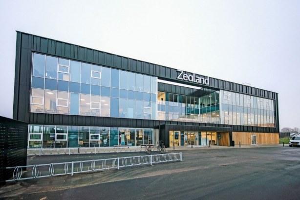 Zealand Campus - facade