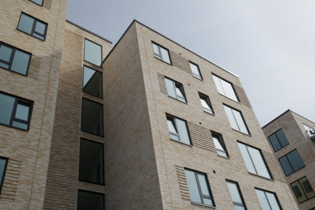 Brunder Tårnhuse - facade