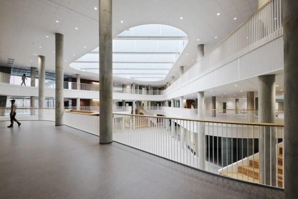 Campus Horsens - atrium