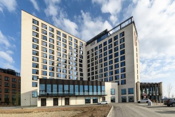 Scandic CPH Strandpark - facade