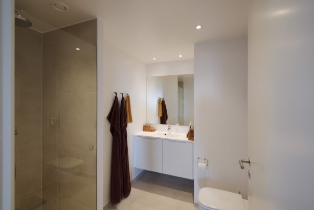 Thors Bakke - badeværelse