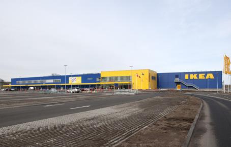 Ikea Aalborg : Ny Ikea i Ålborg Syd
