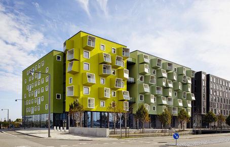 Ørestad Plejecenter : Fællesskab med rig plads til det individuelle
